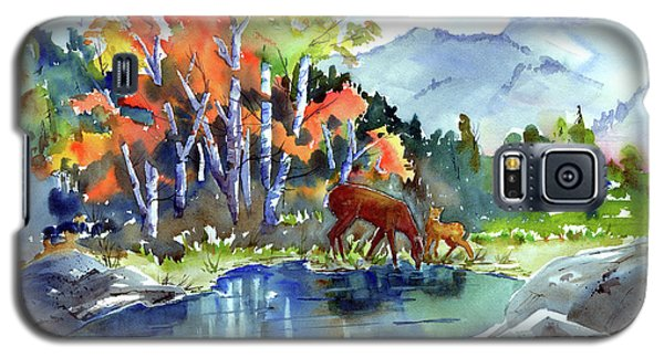Fall, Upon Us Galaxy S5 Case