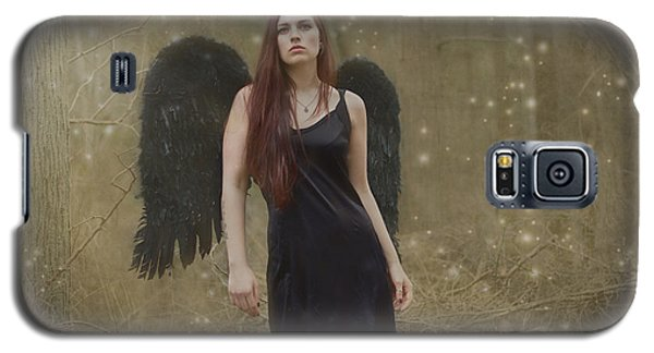 Galaxy S5 Case featuring the photograph Fallen Angel by Brian Hughes