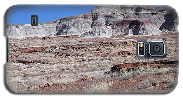 Galaxy S5 Case featuring the photograph Fallen Giants by Gary Kaylor