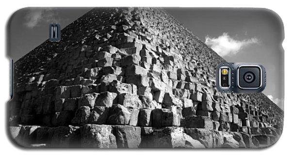 Fallen Stones At The Pyramid Galaxy S5 Case