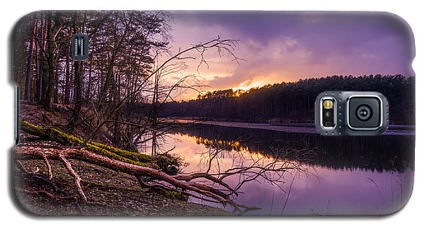 Fallen To The Setting Sun Galaxy S5 Case
