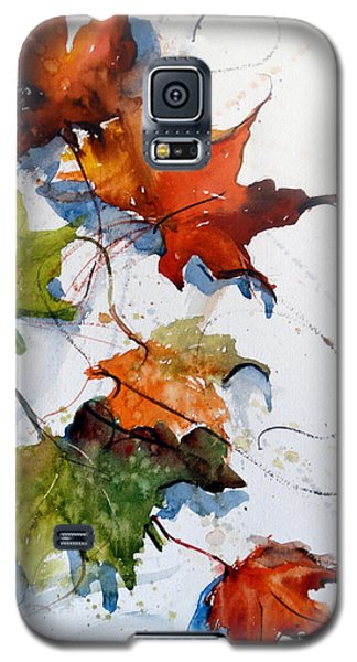 Falling Down    Galaxy S5 Case