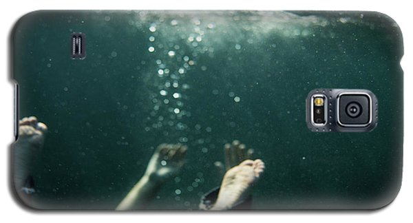 Falling In The Darkness Galaxy S5 Case
