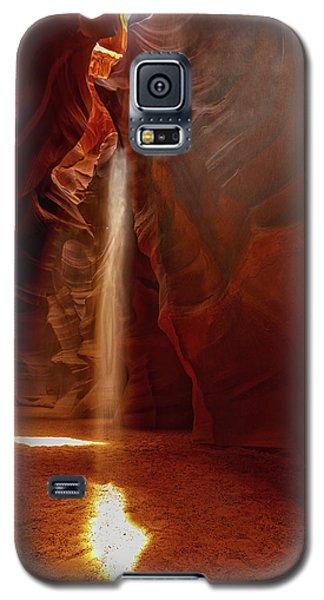 Falling Light Galaxy S5 Case