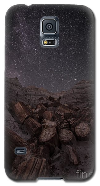 Galaxy S5 Case featuring the photograph Falling by Melany Sarafis