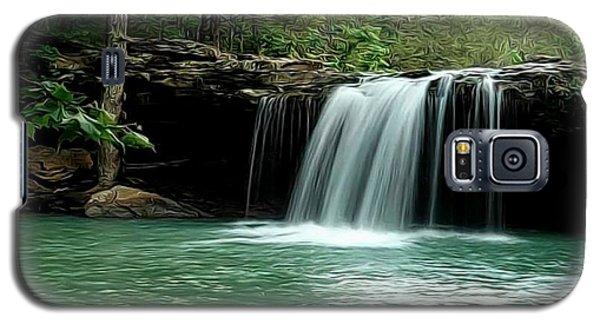 Falling Water Falls Galaxy S5 Case