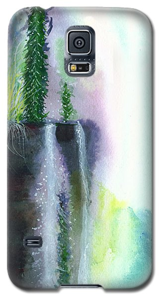 Falling Waters 1 Galaxy S5 Case