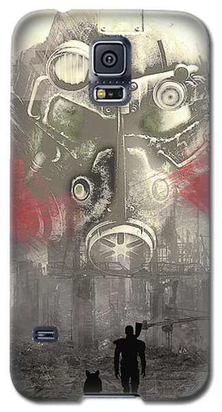 Fallout 4  Galaxy S5 Case