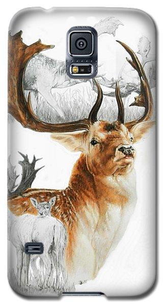 Fallow Deer Galaxy S5 Case