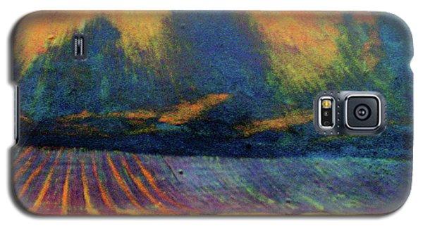 Fallow Field 2 Galaxy S5 Case