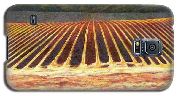 Fallow Field Galaxy S5 Case