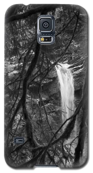 Galaxy S5 Case featuring the photograph Falls At Gorge Du Chauderon by Colleen Williams