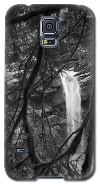Falls At Gorge Du Chauderon Galaxy S5 Case by Colleen Williams