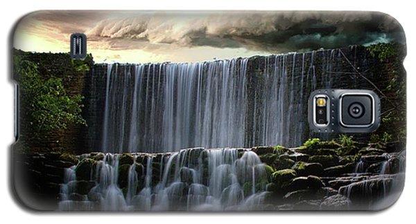 Falls At Mirror Lake Galaxy S5 Case