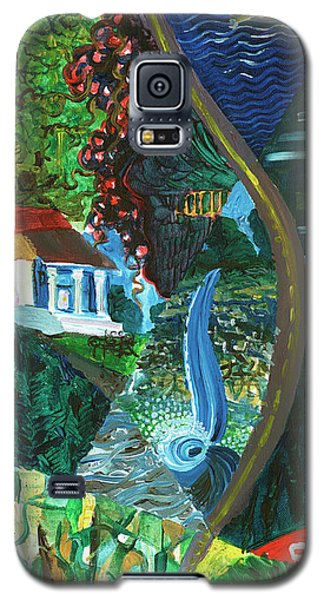 Falls, Fingers And Gorges Galaxy S5 Case
