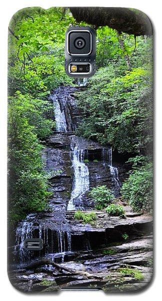 Falls Near Bryson City Galaxy S5 Case