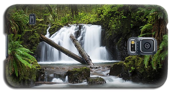 Falls On Canyon Creek Galaxy S5 Case