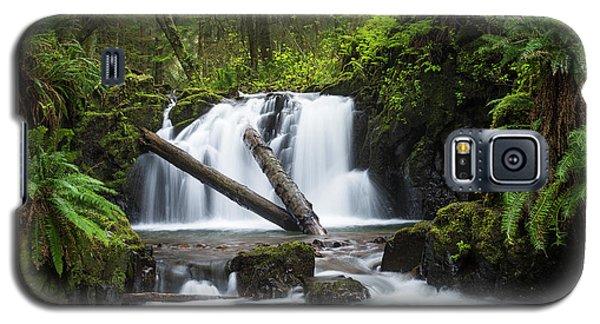 Falls On Canyon Creek Galaxy S5 Case