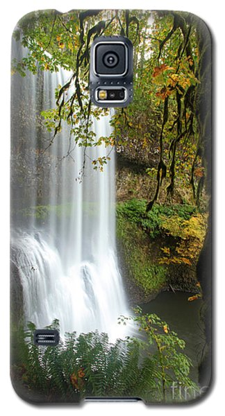 Falls Though The Trees Galaxy S5 Case