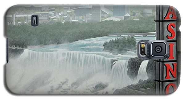 Falls View Galaxy S5 Case
