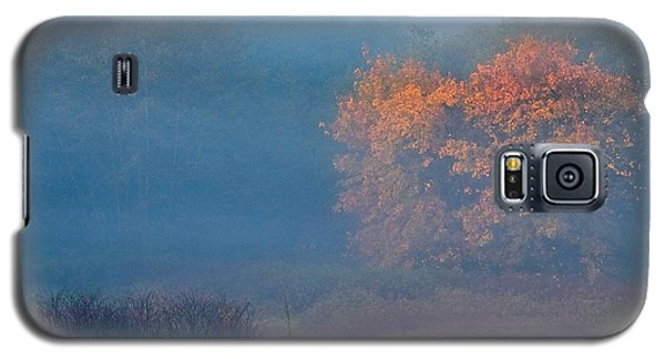Galaxy S5 Case featuring the photograph Falltime In The Meadow by Scott Holmes