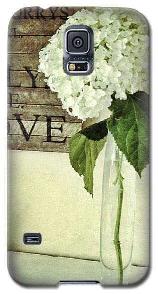 Family, Home, Love Galaxy S5 Case
