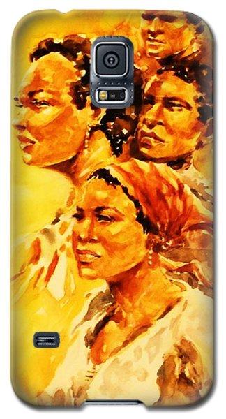 Family Ties Galaxy S5 Case by Al Brown