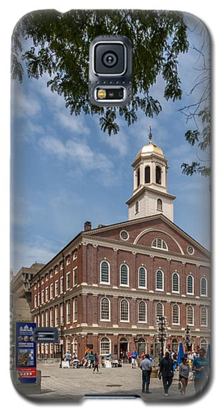 Faneuil Hall Boston Galaxy S5 Case