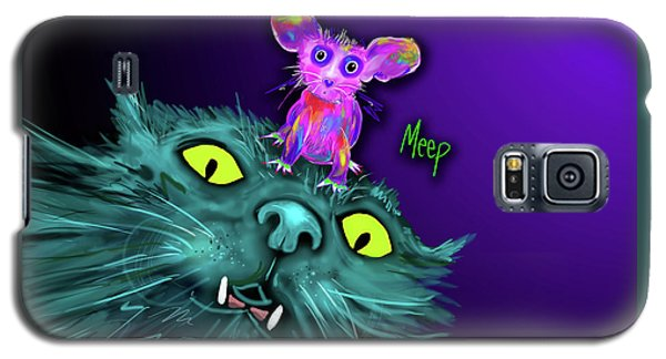 Fang And Meep  Galaxy S5 Case by DC Langer