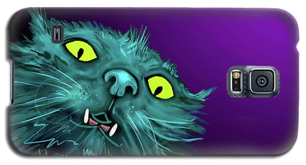 Fang Dizzycat Galaxy S5 Case