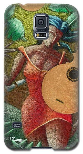 Fantasia Boricua Galaxy S5 Case