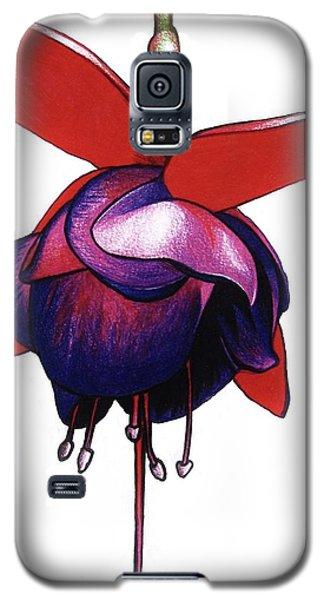 Fantastic Fuchsia Galaxy S5 Case by Mary Ellen Frazee