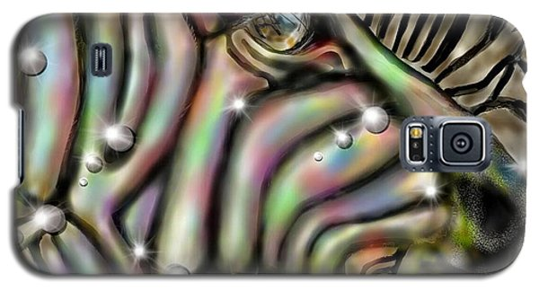 Fantastic Zebra Galaxy S5 Case