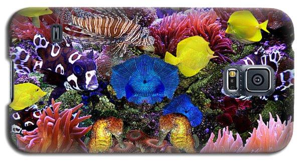 Fantasy Aquarium Galaxy S5 Case