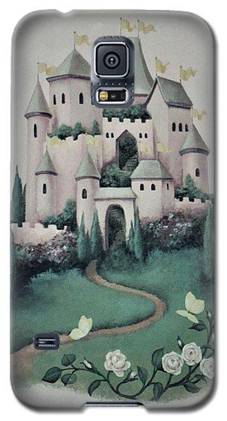 Fantasy Castle Galaxy S5 Case