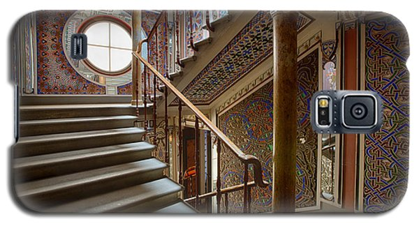 Fantasy Fairytale Palace - The Stairs Galaxy S5 Case by Dirk Ercken