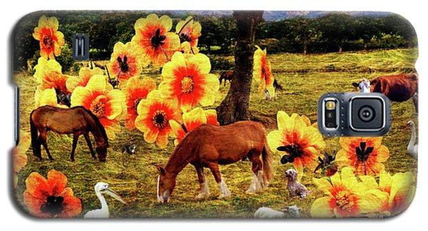 Fantasy Farm Galaxy S5 Case