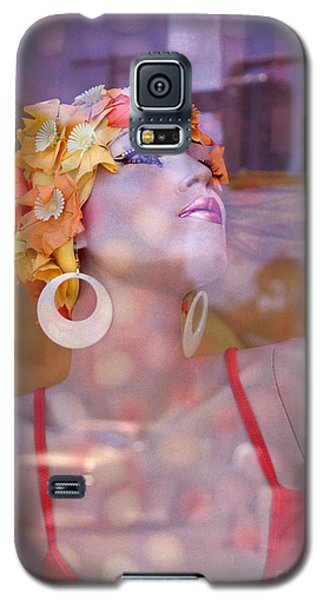 fantasy figures fine art - Bathing Beauty Galaxy S5 Case