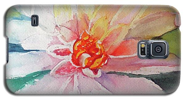 Fantasy Flower Galaxy S5 Case