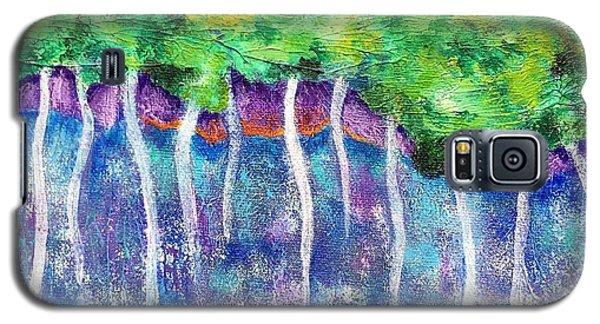 Fantasy Forest Galaxy S5 Case by Elizabeth Fontaine-Barr