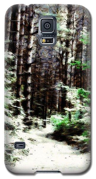 Fantasy Forest Galaxy S5 Case