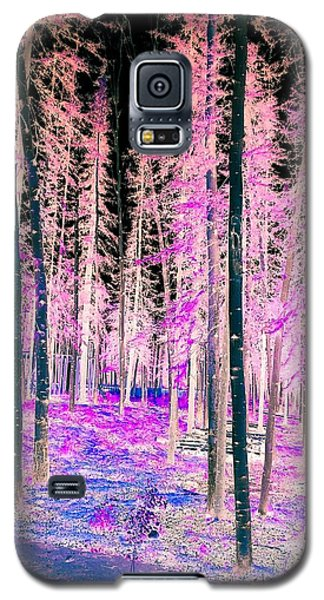 Fantasy Forest Galaxy S5 Case by Linda Bianic