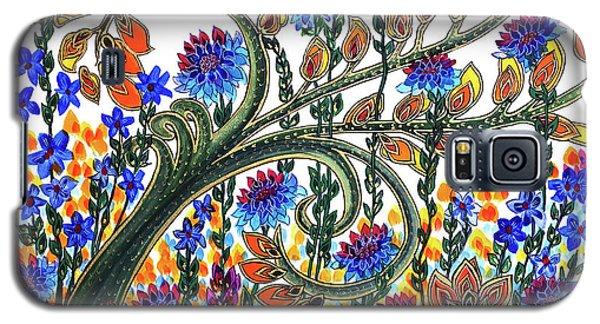 Fantasy Garden Galaxy S5 Case