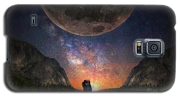 Fantasy Hike Galaxy S5 Case