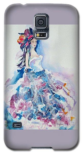 Fantasy Mist Galaxy S5 Case by Mary Haley-Rocks