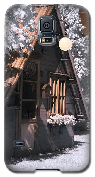 Fantasy Wooden House Galaxy S5 Case