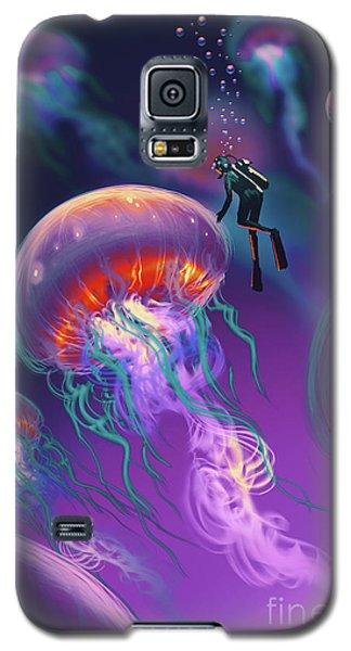 Fantasy Underworld Galaxy S5 Case