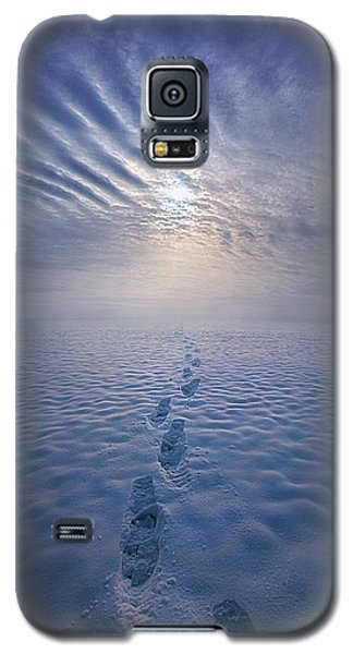 Galaxy S5 Case featuring the photograph Far And Away by Phil Koch