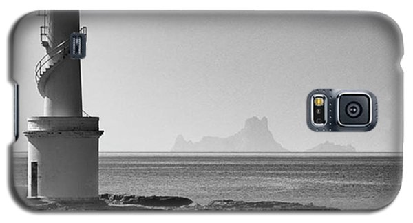 Galaxy S5 Case - Far De La Savina Lighthouse, Formentera by John Edwards
