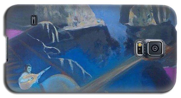 Faraglioni Serenade Galaxy S5 Case